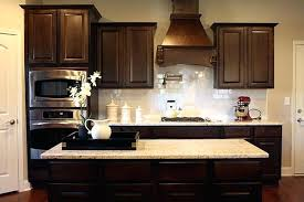 stone kitchen backsplash dark cabinets. Unique Dark Backsplash For Dark Cabinets White Subway Tile And Revere  Pewter Walls Tumbled Stone Inside Stone Kitchen Backsplash Dark Cabinets B