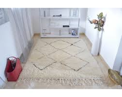 beautiful 3 5 rugs for interior floor decor classic thick moroccan handmade 3