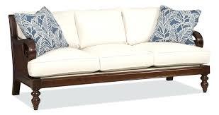 wood frame sofa wood frame sofa best of tropical sofa with exposed wood and scrolled wood wood frame sofa