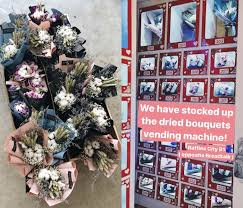 Flower Vending Machine For Sale Enchanting Windflower Florist How One Son Revived A Wilting Family Business