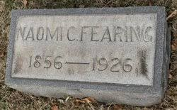 Naomi Cynthia Griffith Fearing (1856-1926) - Find A Grave Memorial