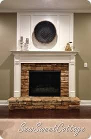 DIY board and batten fireplace remodelunder $65 dollars for an easy  transformationcheck