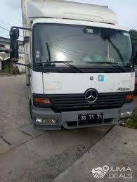 Kostenlose lieferung für viele artikel! Camion Mercedes Benz Atego 1217 A Vendre Bonaberi Jumia Deals