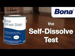 Bona Fast Dry Stain Color Chart