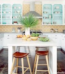 Tropical Kitchen Design Colorful Kitchen Decorating Ideas Beauteous Tropical Kitchen Design