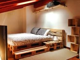 bed out of pallets 5 beds made from wooden pallets 99 pallets bed frame