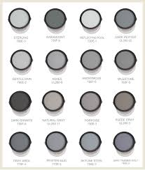 Some Of The Best Grays And Blues Are Made By Behr This