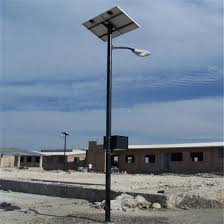 solar led street light ip65 for china