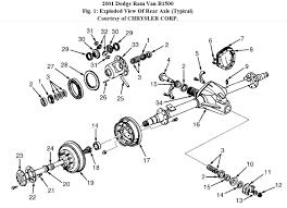Dodge Driveline Diagram