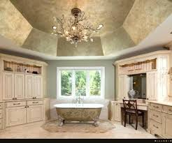 master bath chandeliers chandelier in bathroom ideas modern for bathrooms with glittering crystal waterford chandeli mini chandelier for bathroom