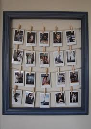 DIY frame for polaroids. Exif_JPEG_PICTURE