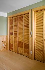 Louvered Closet Doors New Look .