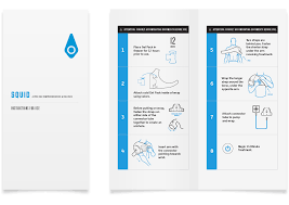 Instruction Manual Template Instruction Manual Template Template Business