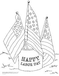 Small Picture Free labor day coloring pages for kids Best Holiday Pictures