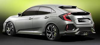 new car 2016 malaysia2017 Honda Civic Hatchback to be produced in Thailand  Malaysian