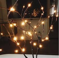 image of tree branch lighting hanging modern cherry tree branch pendant light metal crystal led