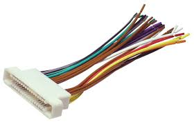 amazon com scosche gm07b 2000 07 gm ribbon style harness car 2002 pontiac bonneville stereo wiring harness at 2001 Pontiac Bonneville Stereo Wiring Harness