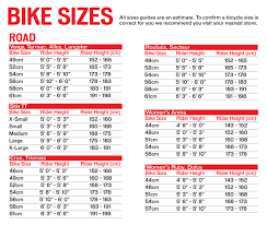 Specialized Mountain Bike Size Chart Mountain Bike Wallpaper
