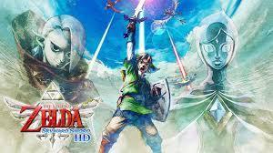The Legend of Zelda™: Skyward Sword HD ...