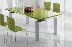 green dining room furniture. beautiful dinner table examples to spruce up your dining room modern green tables furniture