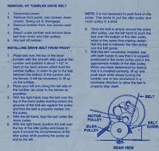 maytag dryers appliance aid Maytag Mde9700ayw Wiring Diagram maytag belt change help maytag neptune mde9700ayw wiring diagram