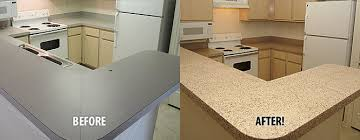 countertop refinishing marvellous spray on countertop resurfacing 49 about remodel