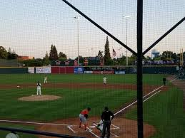 Rawhide Seating Chart Rawhide Ballpark Section 204 Home Of Visalia Rawhide