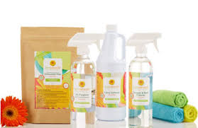 Unscented Household Cleaning Products Naturally