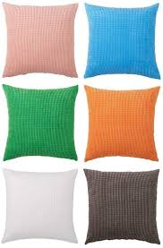 Ikea Euro Pillow Covers