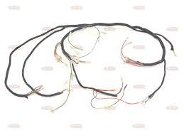 triumph 1971 73 t120 bonneville tr6 tiger uk made main wiring harness Main Wiring Harness triumph 1971 73 t120 bonneville tr6 tiger uk made main wiring harness h028 maine wiring harness