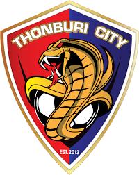 สโมสรฟุตบอลธนบุรี ซิตี้ เอฟซี Thonburi City | Football logo, Football club,  Logos