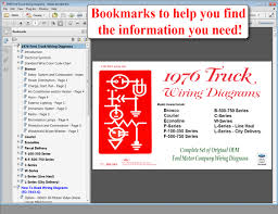 forelpublishing com digitally downloadable ford service manuals 1976 Ford F100 Wiring Diagram 1976 ford truck wiring diagrams 1975 ford f100 wiring diagram