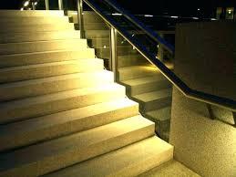 outdoor stairs lighting. Outdoor Stair Lighting Step Light Indoor Stairway  Steps Ideas Outdoor Stairs Lighting