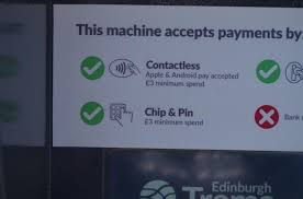 Vending Machines Edinburgh Adorable Edinburgh Trams Club Ticket Vending Machines Edinburgh Tram Info