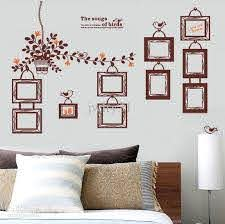 picture frame wall decal fresh vinyl