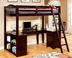 Bunk Bed with ly Top Bunk