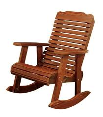photo 3 of 11 amish outdoor rocking chairs 3 amish cedar wood contoured rocking chair