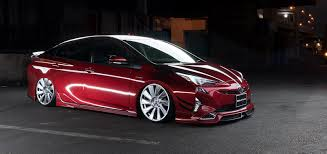 2016 Toyota Prius Tuned by Wald Looks Decent - autoevolution