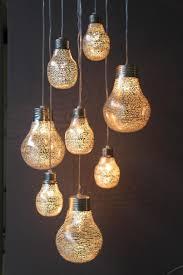 Tafellamp Oosters Filisky Zilver Mini Zenza Tuinhuis Kroonluchter
