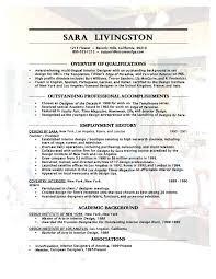 design resume example interior designer resume sample interior designer resume samples