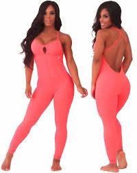yarishna catsuit 30002 women y activewear workout wear sports clothing exercise gym bodysuit