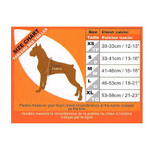 Voyager Harness Size Chart Voyager Soft Harness For Pets No Pull Vest Best Pet Supplies