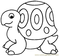Small Picture Turtle Coloring Page 001 5 Coloring Page Free Others Coloring