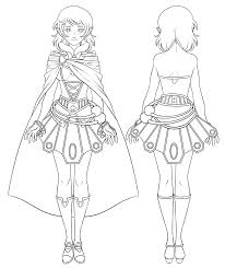 How To Draw Girl Shirts Anime Dresses Drawing At Getdrawings Com Free For Personal Use