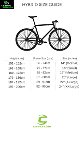 Cannondale Bike Fit Chart Cannondale Quick 8 2017 Cycle Online Best Price Deals And
