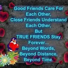40 True Friends Quotes SayingImages Magnificent A Good Friend Quote