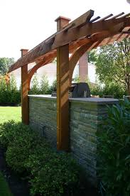 Cantilever Pergola Design Ideas Pictures Cantilevered Pergola Ctp13 Outdoor Pergola Pergola