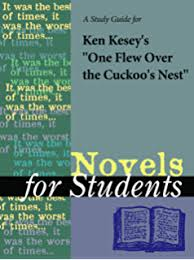 amazon com one flew over the cuckoo s nest sparknotes literature  a study guide for ken kesey s one flew over the cuckoo s nest novels for students