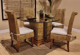Best Rattan Kitchen Furniture Home Design Graceful Wicker Kitchen Sets  Dining Room Inspiring