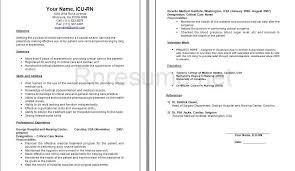 Telemetry Nurse Resume Interesting Registered Nurse Resume Sample Elegant Telemetry Nurse Resume